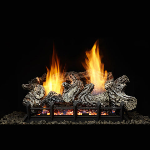 Monessen Riverwood Vent Free Gas Log Set - Chimney Cricket