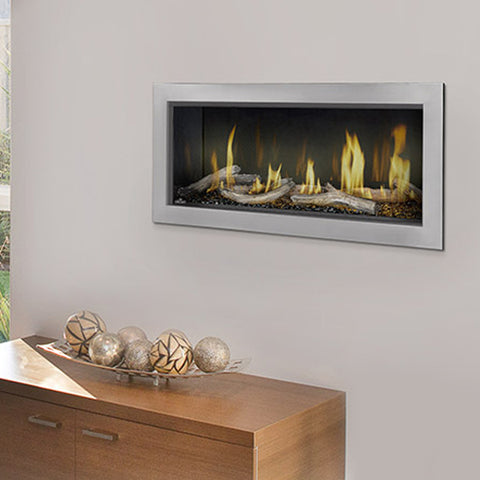 Napoleon Vector 38 Linear Gas Fireplace