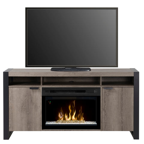 DIMPLEX Pierre Media Console Electric Fireplace 253-GDS25GD-1571ST
