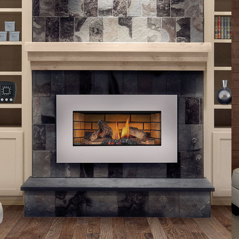 Napoleon Roxbury™ 3600 Gas Fireplace Insert - Chimney Cricket