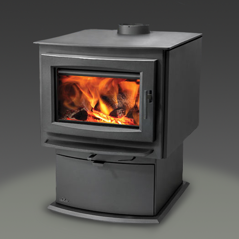 S4 Series EPA Wood Burning Stove - Medium - Chimney Cricket