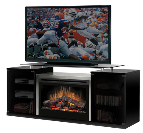 DIMPLEX Marana Media Console Electric Fireplace 253-SAPHL-500-B