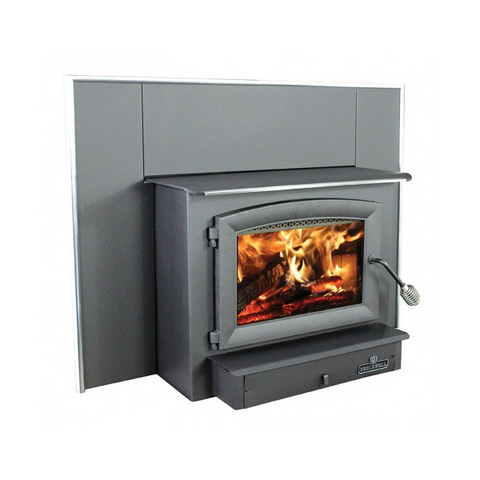Breckwell SW740 Wood Burning Insert - Chimney Cricket