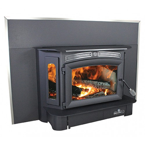 Breckwell SW940 Wood Burning Insert - Chimney Cricket