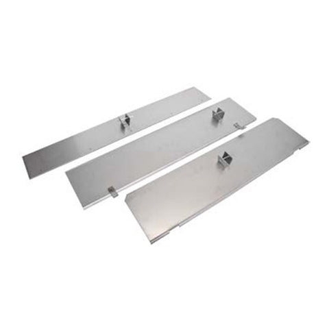 Stainless Center Handle Replacement Damper Plates - Chimney Cricket
