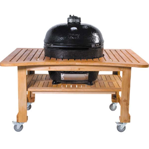 Teak Table Oval XL 400 - Chimney Cricket