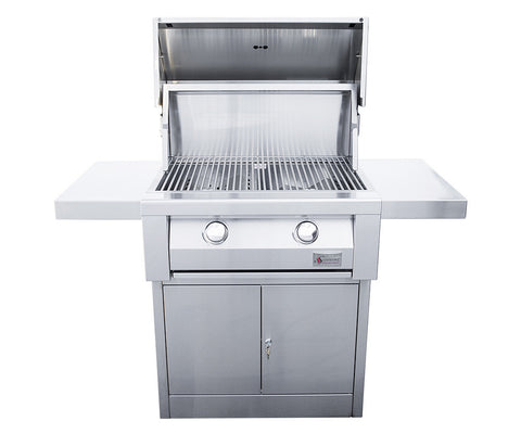 "32"" Summerset Builder Freestanding Grill - Chimney Cricket"