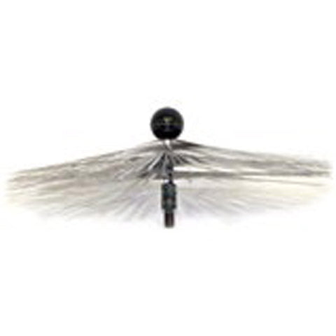 Flat Wire Brush - Chimney Cricket