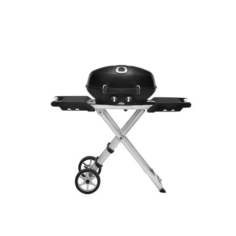 Napoleon Pro 285X Portable Gas BBQ with Cart - Chimney Cricket