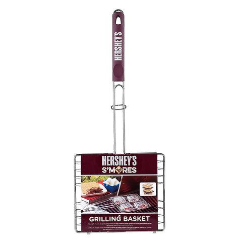 HERSHEY'S S'mores Grilling Basket - Chimney Cricket
