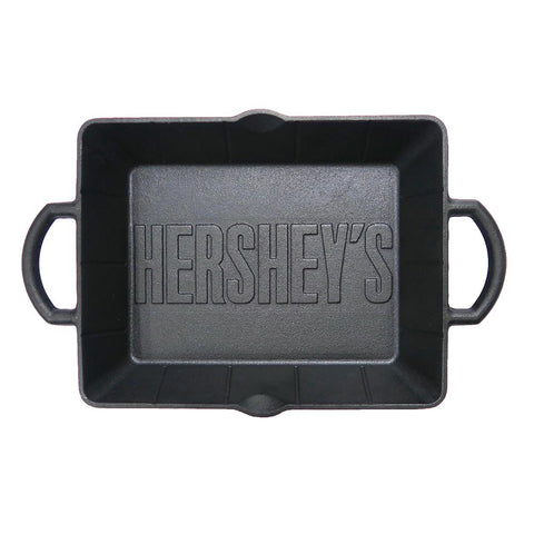 HERSHEY'S S'mores Cast Iron Dessert Pan - Chimney Cricket