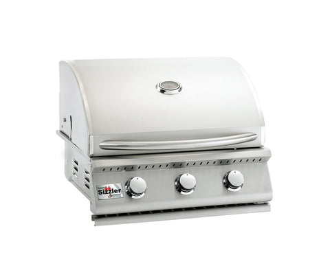 "26"" Summerset Sizzler Built-In Grill - Chimney Cricket"