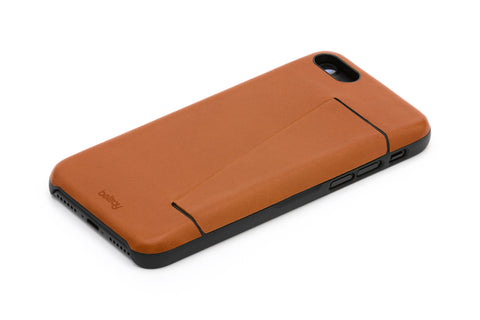 Bellroy iPhone 7 PLUS, 3 Card Case - Caramel