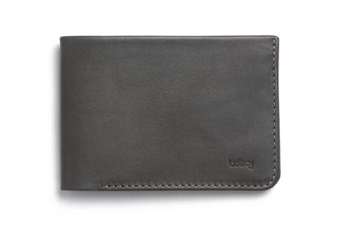 Bellroy Low Down Wallet - Charcoal