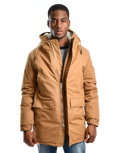 Long length heavy parka named