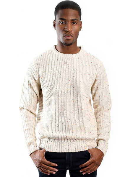 Long sleeve knit jumper titled