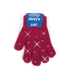 Figure Skating Bags  Gloves 1107 Crystal Mini Gloves - Sold by Pair