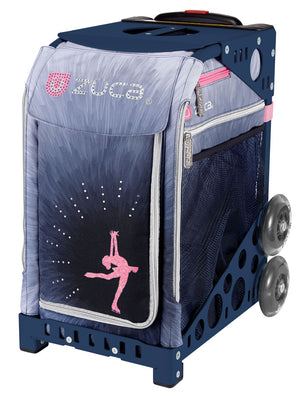 Ice Dreamz Lux Zuca Figure Skating Bag with Frame or Insert Only -Shipping Included