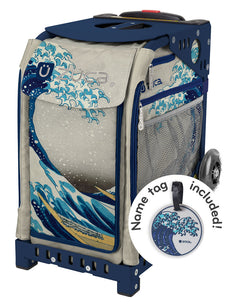 Zuca Bags Great Waves Select with Frame ali Insert Only