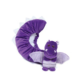 Clúdaigh Critter Tail Jerry - Purple Dragon