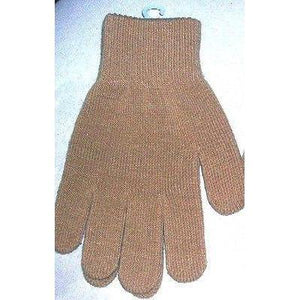 New Figure Skating Gloves Skin Tone Beige Gloves One Size