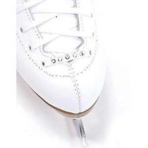 Figure Skating Laces Skate Lace Select Black White Beige or with Crystals