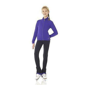 Figure Skating Jacket Mondor 4483 Violet Polartec