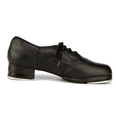 SO DANCA TA 200 TAP SHOES BLACK LEATHER