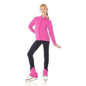 Figure Skating Jacket Mondor 4483 Pink Polartec