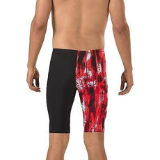 Speedo Boys Jammer Art School Endurance Red Youth Μέγεθος 22