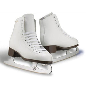 New GAM FIGURE SKATES FANTASIA 1119 BEGINNERS LEVEL SIZE YOUTH 11