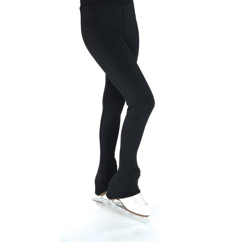 New Jerrys Figure Skating Heel Pants 383 Black Made on Order Youth & Adult