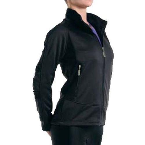 Team Figure Skating Jacket Mondor 4730 Black Fleece Fitted
