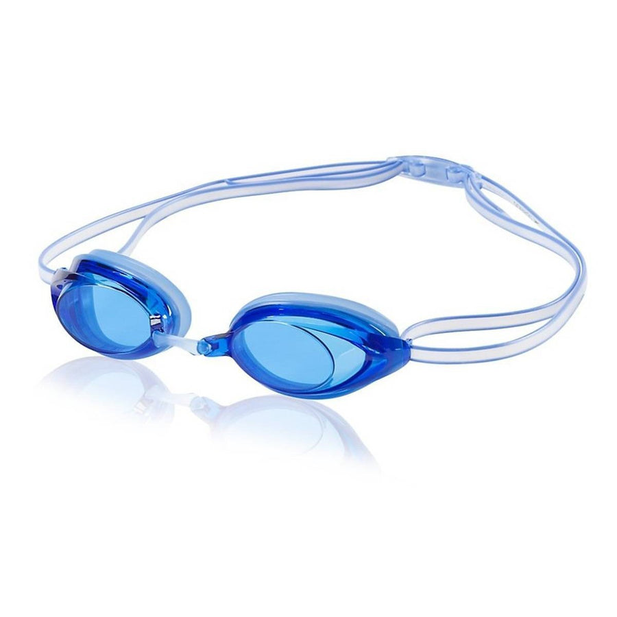 Swim Goggles Speedo Vanquisher 2.0 Blue & Clear Colors