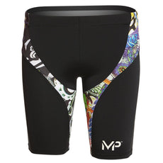 MP Michael Phelps Jammer Training Racing Swimsuit Dale Μέγεθος 36 & 38