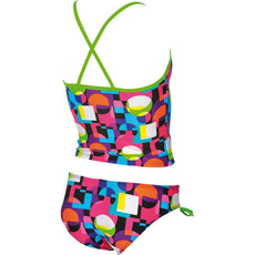 Areena - Girls Tankini Swimsuit Marble Jr