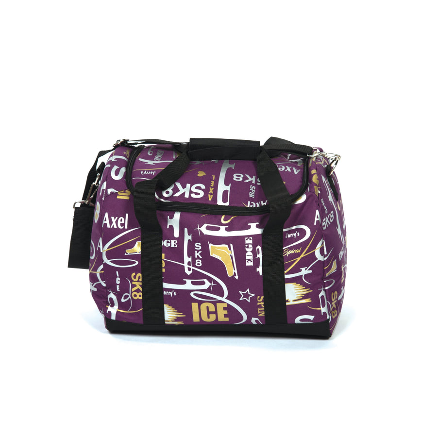 Figure Skate Bags 6090 Carry All Grafitti Available in 4 Colours