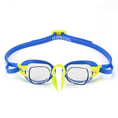 Michael Phelps Goggles Chronos Blue Lime Sueca