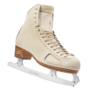 New Figure Skating Riedell Skating Boots 975 Instructor 75/95 Support Level (Firm/Extra Firm) For Coaching and Instructing WHITE EXTRA FIRM Made On Order