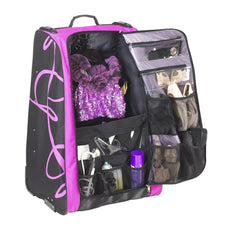 Grit Dance Tower Black DT2  Competition Dance Bag Free Shipping