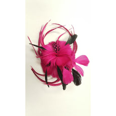 Hair Accessories Fascinator Feather