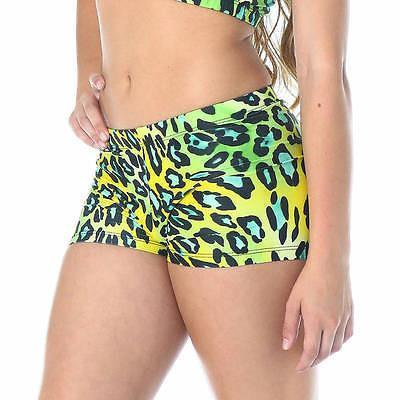 Gia-Mia Dancewear Dance and Gymnastics Shorts ~ Assorted colours and sizes
