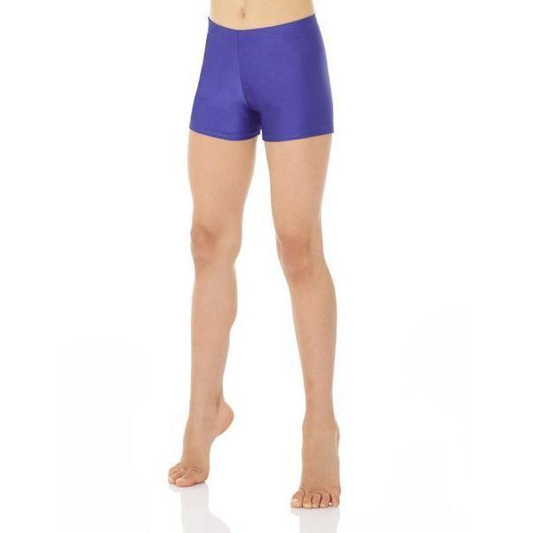 Mondor Gymnastics and Dance Shorts 7895 And 7838 ~ Select Colours and sizes