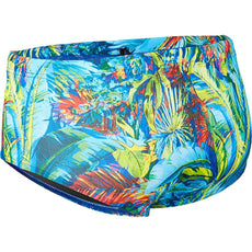 MP Michael Phelps Mens Brief Style Swimsuit Oasis Μέγεθος 24, 26 και 38