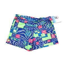 Mondor Dance Shorts Activewear Gymnastics Shorts 7825 Urban Blue Adult Medium