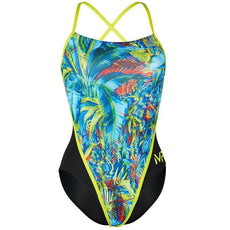 MP Michael Phelps Oasis Racing Swimsuit Womens Swimwear Size 24 to 38