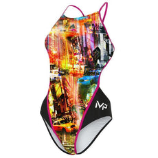 MP Michael Phelps Phoenix Racing Swimsuit Womens Swimwear Size 26 to 38