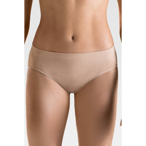 So Danca Nude Colour Seamless Panties Underwear Dance Brief Adult Size