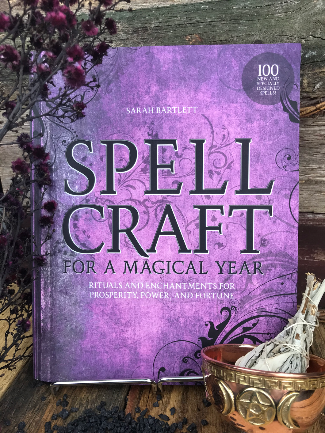Spell Craft by Sarah Bartlett