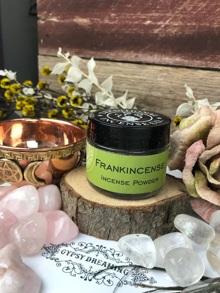 Traditional Incense Co - Frankincense -  incense powder